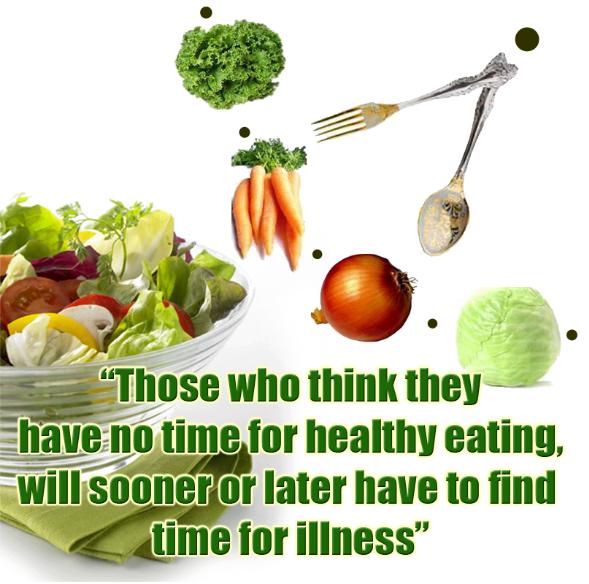 time vs. health